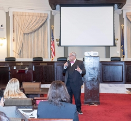 A.P. Tureaud American Inn of Court CLE for a Cause, December 5, 2019