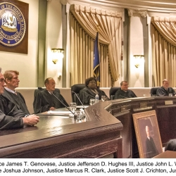 Justices on bench_cptn.jpg