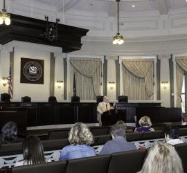 Judges' Lives CLE - September 24, 2019