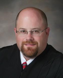 Judge Brady D. O'Callaghan